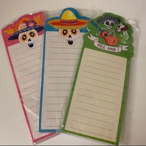 Day of The Dead Note Pads